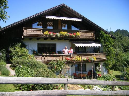 Ferienwohnungen Frick, Pension in Möggers bei Diezlings