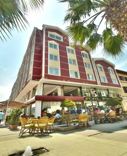İskenderun Grand Akçalı Otel yol tarifi