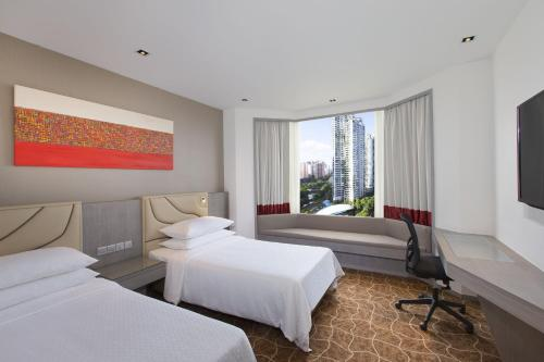 Premium Twin Room with River View