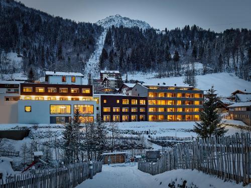 Aktiv-Hotel Sarotla - Brand