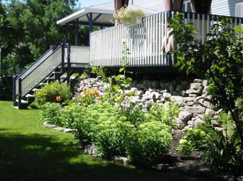 Gîte Maison Parc Delormier - Accommodation - Trois-Rivières