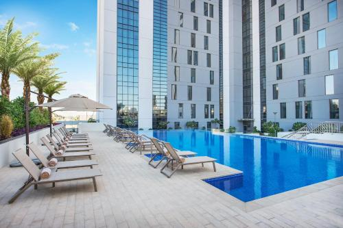 Hampton By Hilton Dubai Airport (B&B)