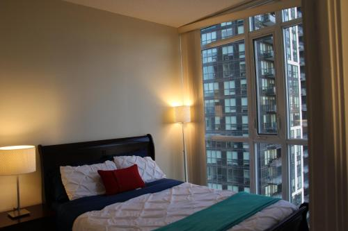 Galaxy Suites Deluxe 2 BR Furnished Condo Square 1