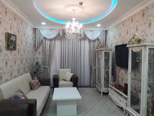 2 room apartment in Bakuriani - Apartment