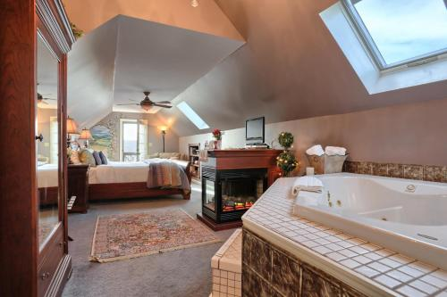 Annville Inn Bed & Breakfast - Accommodation - Annville