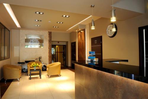 . Hotel Gambit i Restauracja Cieszyn