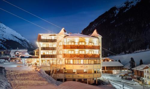 Hotel Venter Bergwelt Vent