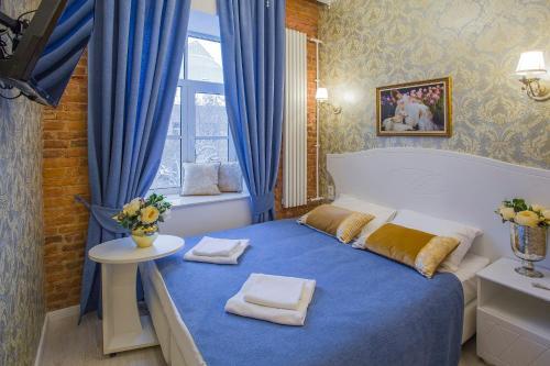 Catherine Art Hotel Небольшой двухместный номер с 1 кроватью или 2 отдельными кроватями