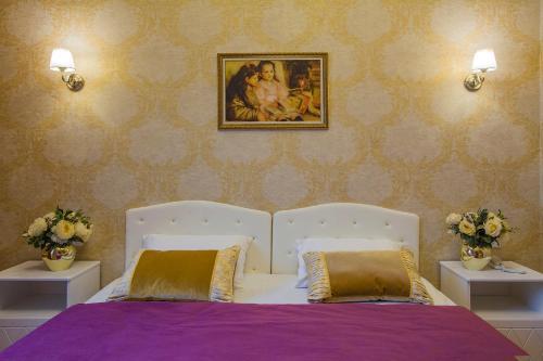 Catherine Art Hotel Двухместный номер Делюкс с 1 кроватью или 2 отдельными кроватями