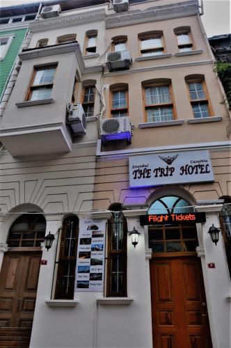 Istanbul İstanbul The Trip Hotel Old City indirim kuponu