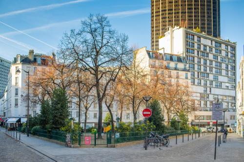 Mercure Paris Gare Montparnasse photo 37