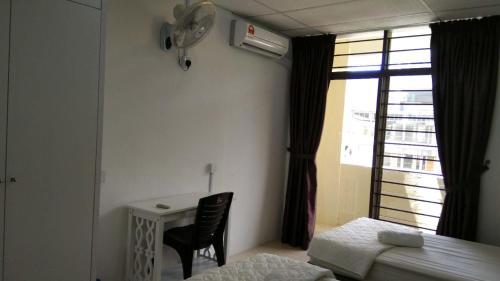 Cozy Room at Georgetown, Pulau Penang