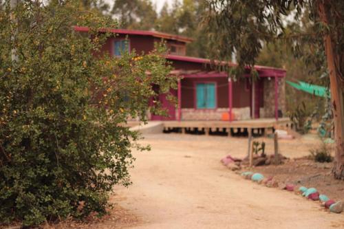 Casa De Campo Paihuen Cabaña