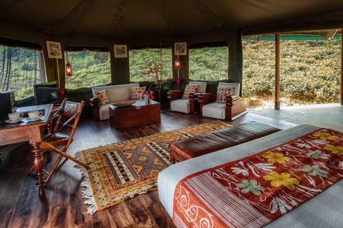 Honeymoon Suite with Mountain View