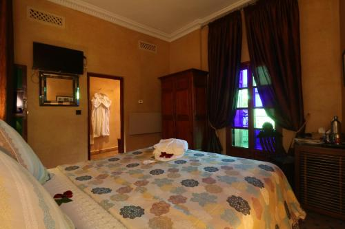 Chambre Double Soukkar  (Soukkar Double Room)