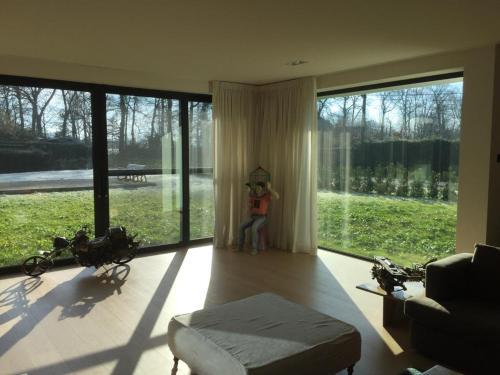 Casa al Rio in 9830 Sint-Martens-Latem
