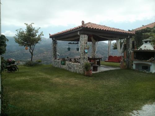 . Panoramma Hause, Kampos Evdilou,Ikaria