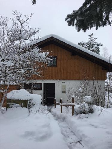Ferienhaus Charme - Regen