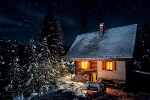 Chalet Romantic - Zgornje Jezersko
