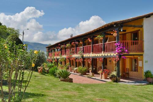 . Hotel Spa Casa de Adobe