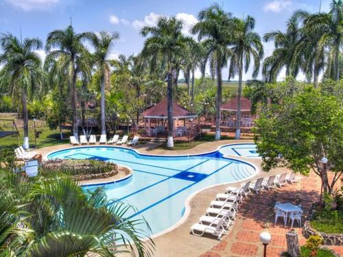 Фото отеля Hotel Lagos de Menegua