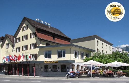 . Hotel Post