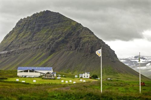 Korpudalur HI Hostel, Ísafjarðarbær
