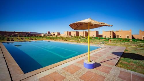 Ecolodge l'île de Ouarzazate