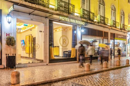 Hotel INN Rossio photo 73