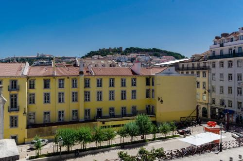 Hotel INN Rossio photo 80