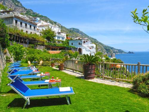 A locanda costa diva hotel praiano italia for Costa diva