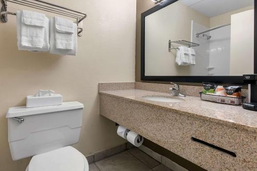 Quality Inn & Suites Lafayette - Lafayette, IN 47905