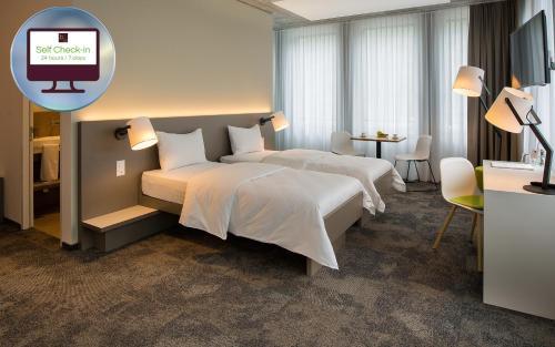 . b_smart motel Landquart