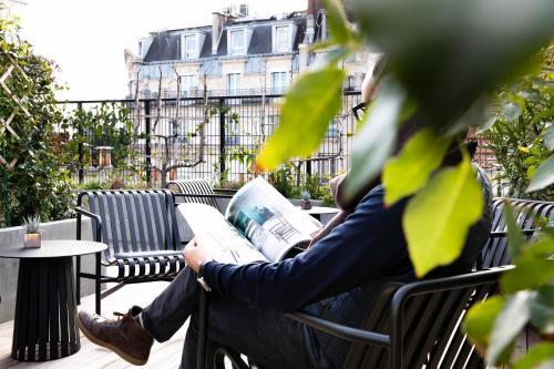 Hôtel du Jardin des Plantes photo 26