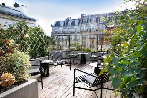 Hôtel du Jardin des Plantes photo 27