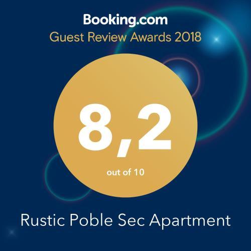 Rustic Poble Sec Apartment photo 28