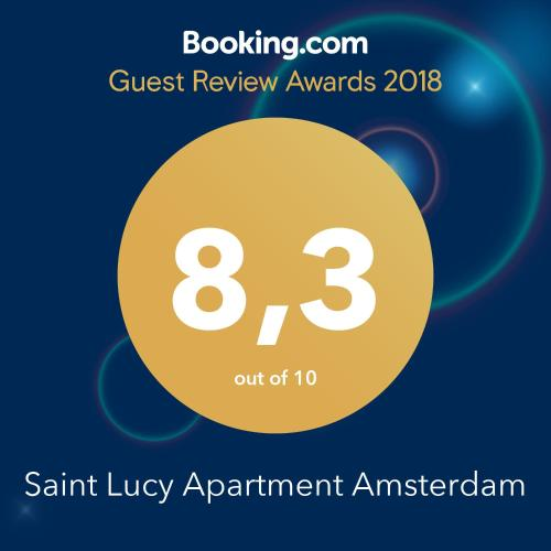 Saint Lucy Apartment Amsterdam photo 24