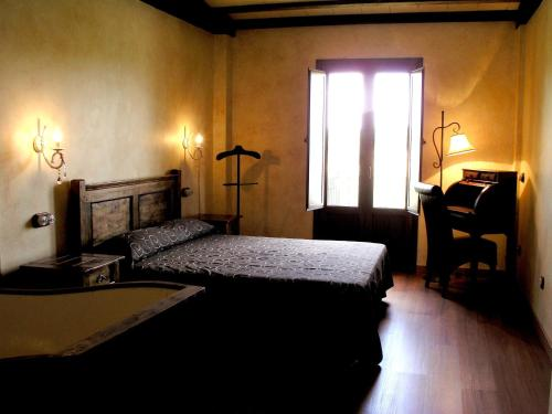 Habitación Doble Hotel Rural y SPA Kinedomus Bienestar 2