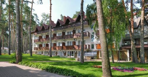 Ukraina Hotel Pääkuva