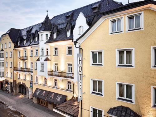 Hotel Grauer Bär, 6020 Innsbruck