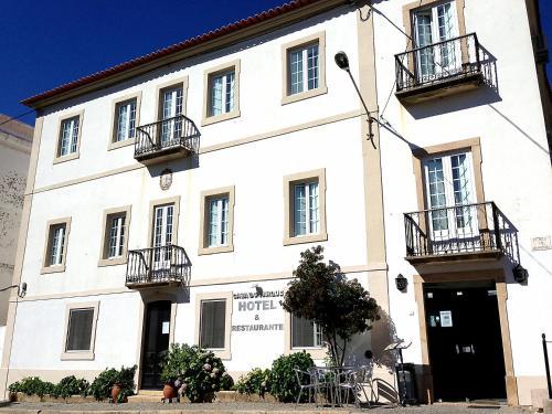 . Hotel Casa do Parque