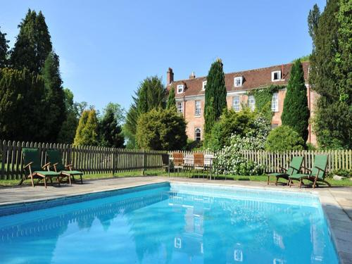 New park manor hotel review new forest travel - Hotels in brockenhurst with swimming pools ...
