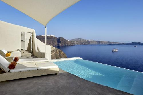 תמונות לחדר Mystique, a Luxury Collection Hotel, Santorini