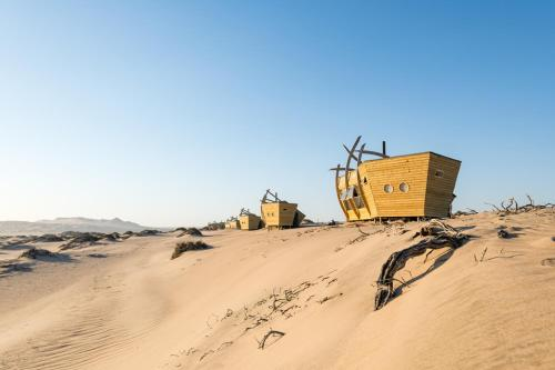 Mowe Bay, Skeleton Coast National Park, Namibia.