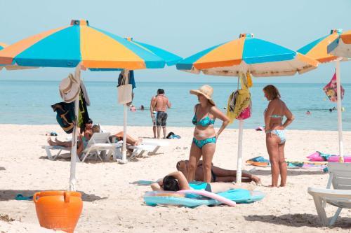 A Hotel Com Hotel Dreams Beach Hotel Hammam Sousse Tunisia