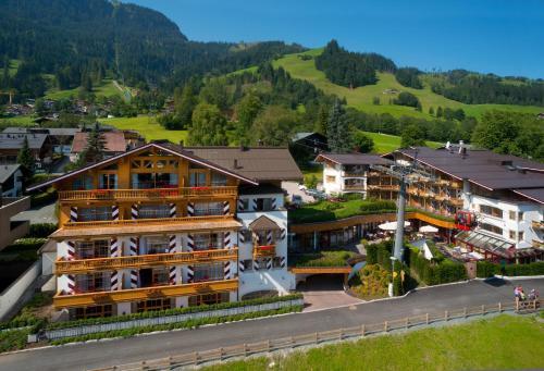 Hotel Kaiserhof Kitzbühel, 4 Sterne Superior Kitzbühel