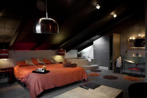 Superior Suite Hotel Cardamomo Siguenza 22