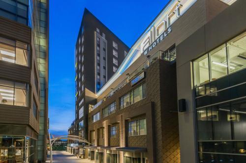 Aloft Greenville Downtown - Hotel - Greenville