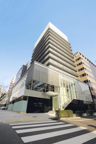 Hotel Trusty Kobe Kyukyoryuchi - Kobe