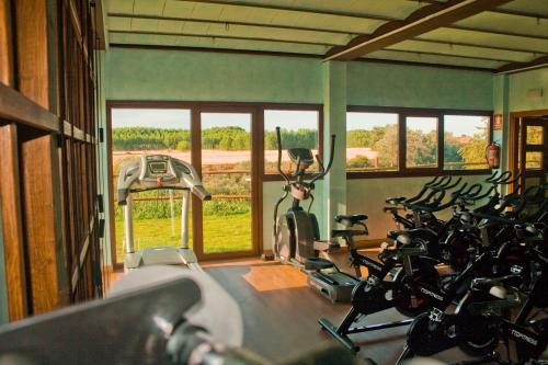 Habitación Individual Hotel Rural y SPA Kinedomus Bienestar 2